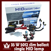 High quality canbus xenon h4 hid kit 35W/55W