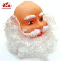 vinyl Santa Claus Head accessories