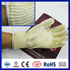 knitting custom protective gloves high temperature resistant barbecue oven gloves