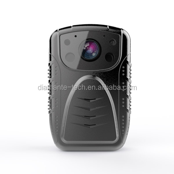 Milwaukee Police Chief Body Camera Supports Shooting: Diamante New Product Dmt1s Police Body Worn Camera With