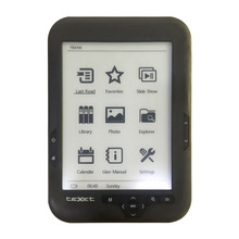High quality BK-8001 ink screen 8inch reader with cheap price