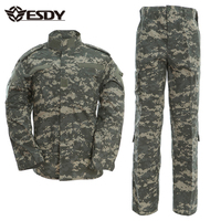 Desert Digital Military Camouflage Army Tactical Combat Camo Uniform