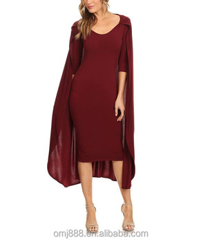 Fat Women Party Cape Bodycon Dresses Plus Size - Buy Cape Bodycon  Dresses,Fat Size Women Party Dresses,Plus Size Cape Dress Product on  Alibaba.com