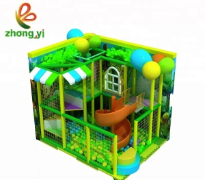 Kids Jungle Gym Small Indoor Soft Play Area for Home
