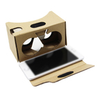 New Virtual reality cardboard 3D Glasses Type cardboard vr 3d glasses