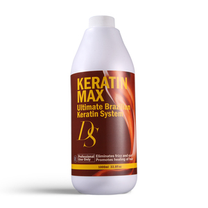 GMP Factory Price DS MAX Keratin Hair Cosmetic Chocolate Keratin Treatment Best Pure Keratin Straightening Cream