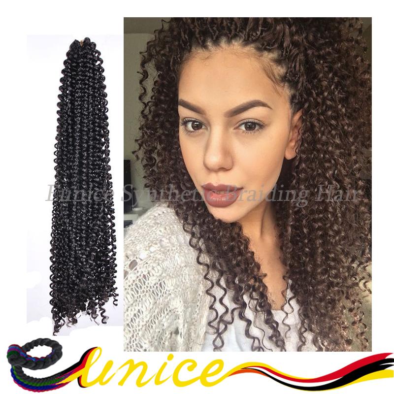 Short Curly Wave Hair Extensionn Freetress