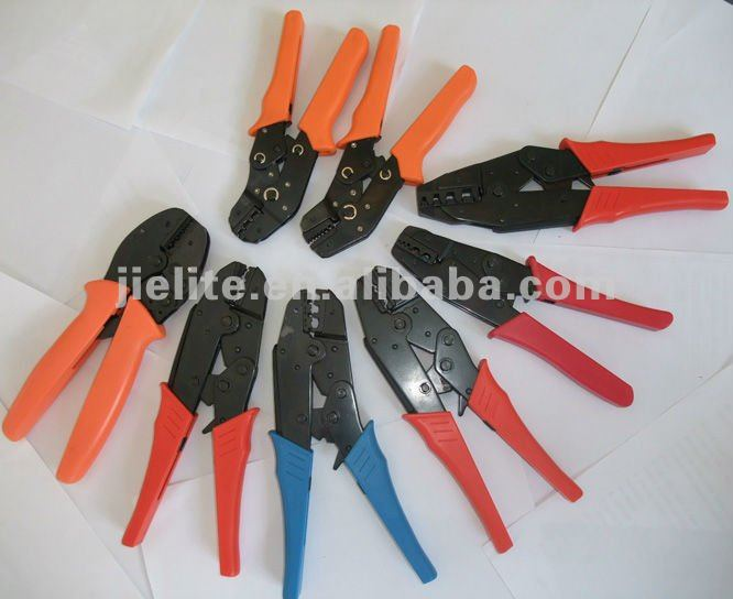 Insulated Terminal Lugs With Wire Ferrules Crimping Tool - Buy ...
