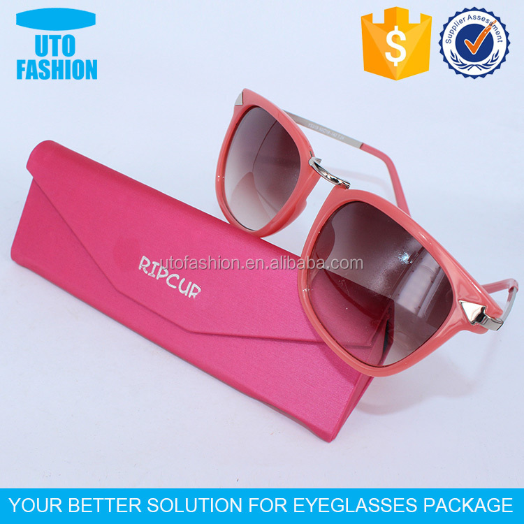 YT4048 Fanny folding aluminium slim reading glasses case