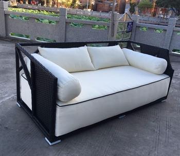 Neue Design Gartenmöbel Luxury Chaise Lounge Großer Liege Sofa Bett
