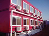 40feet prefab container house self contained container house
