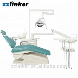 AL-398AA-1 Complete Unit Dental Chair Lux