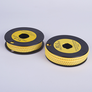 cable tie marker tag pvc cable marking