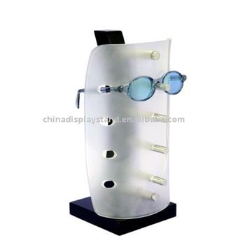 9931e4e57 Titular óculos de acrílico, óculos de acrílico display stand, acrílico  expositor de ...