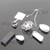 HIGHLIGHT J005 EAS retail security anti-theft alarm Jewelry tag