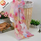 unique design comfortable digital printing heat transfer scarf and shawl