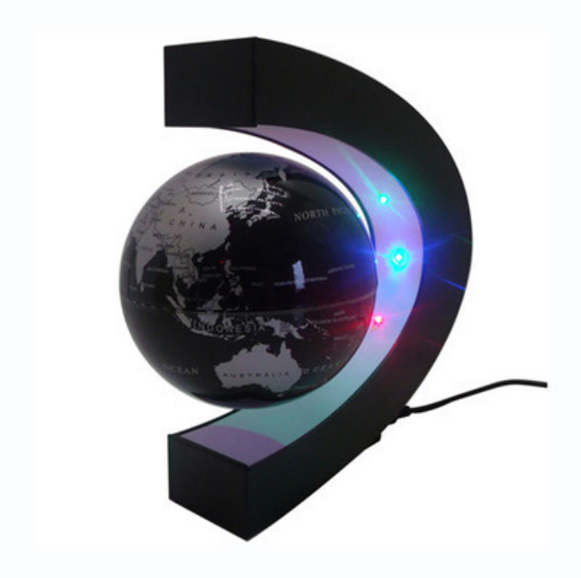 Buy hot sale led light c shape decoration magnetic levitation buy hot sale led light c shape decoration magnetic levitation floating world map globe free shipping in cheap price on mibaba gumiabroncs Choice Image