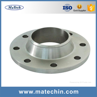 China Foundry Custom Heavy Duty Flange Bushings Steel With Low Price