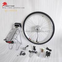 Trotter factory 250W rear rack e bikes kit electric bike parts cheap price
