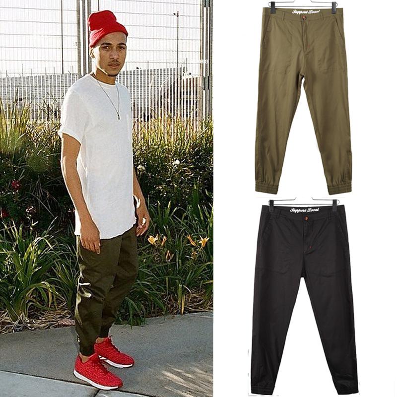 black sweatpants outfit men - photo #49
