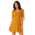 Professional Factory Oem Women Summer Casual Swing Floral Print Dress