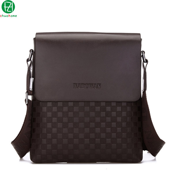 Get Quotations · business pu leather men messenger bags brand high quality  England Style men s shoulder bag casual vintage 95a04abba8