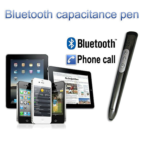 Friendly use bluetooth pen with phone call function BH16