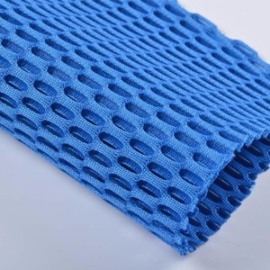 Customized stretch mesh fabric 3d spacer mesh fabric