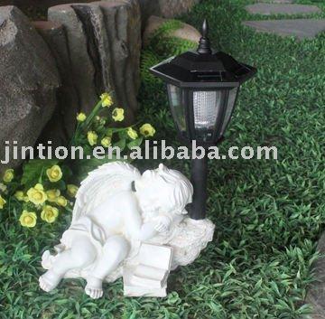 Ange con u lumi re solaire de jardin eclairage jardin id de produit 440198496 - Lumiere solaire jardin ...