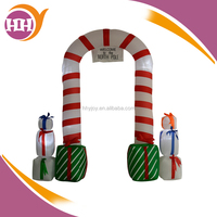 Holiday Decoration Advertising Oxford Cloth Inflated Arch
