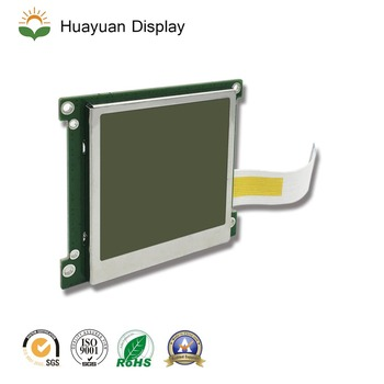 Custom Designed Monochrome Reflective/Transflective Positive FSTN Graphic LCD Manufacturer