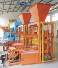 ZCJK QTJ4-35 small auto block making machine small machinery for sale