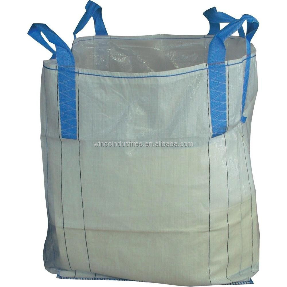 Le a bolsa a granel gran bolsa jumbo para le a sacos de - Bolsas para escombros ...
