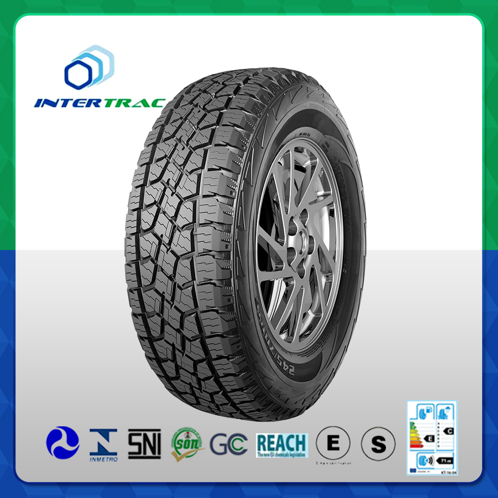 LT Car Tires 31*10.5R15 AT Tyres ECE GCC DOT