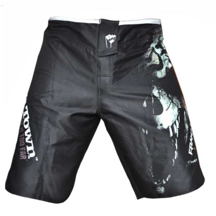 2015 new MMA Muay Thai boxing fighting shorts pantalones mma kick boxing shorts pantalones boxeo high quality Free shopping