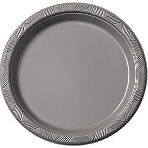 Cheap Silver Square Plastic Plates, find Silver Square Plastic ...
