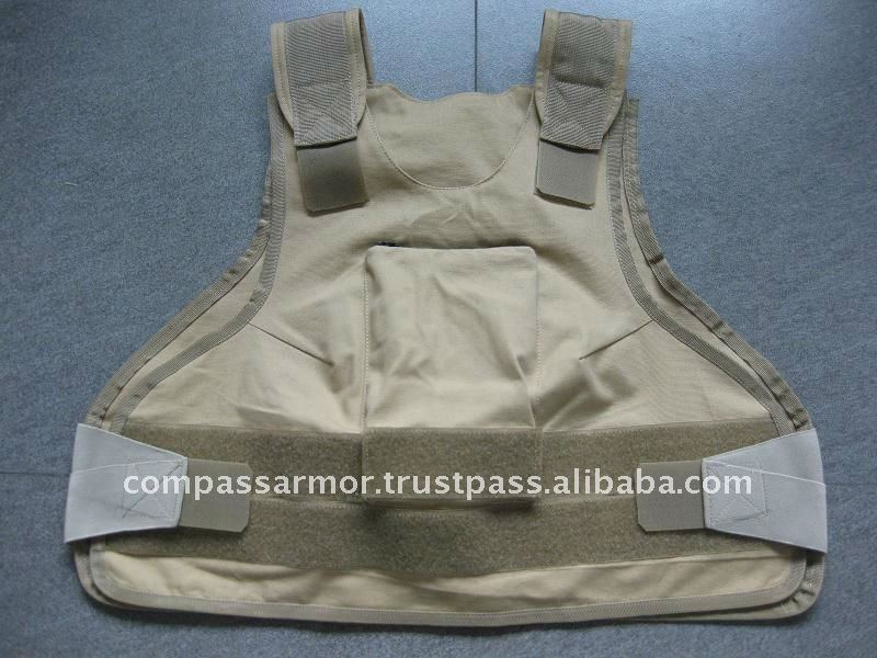 FEMALE concealable body armor bulletproof vest  ballistic vest with armor !