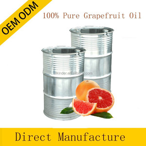 100% pure and natural grapefruit essential oil in bulk private label offered 180KG