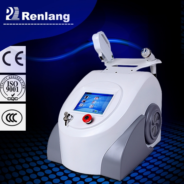 Cold treatment e light ipl rf system/spa popular hair removal ipl rf equipment