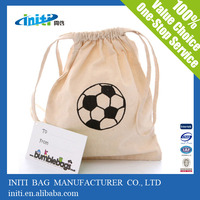 China Factory Top Quality Reusable Canvas Shoe Bag