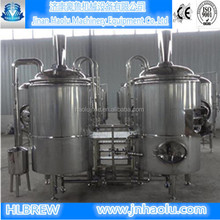 turnkey project beer brewery plant,3000L large beer manufacturing equipment