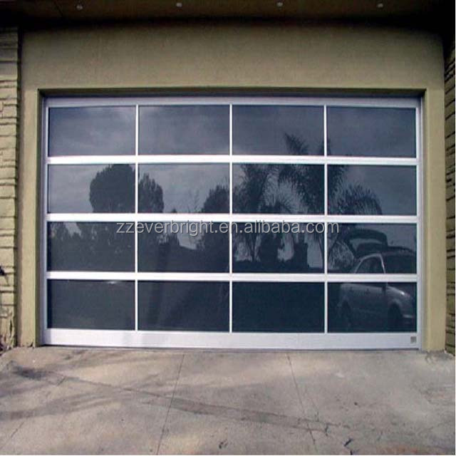 Used Commercial Exterior Glass Garage Door Wholesale Door Suppliers