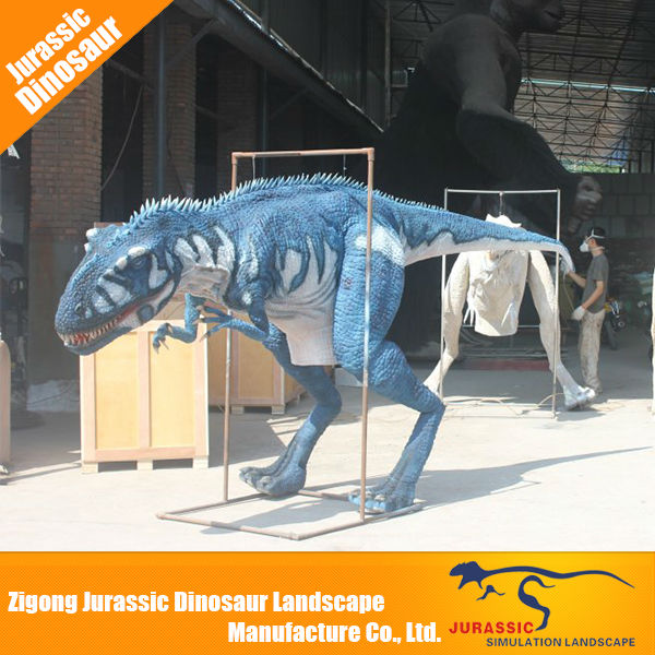 New Sytle Low Cost Halloween Product animatronics dinosaur puppet