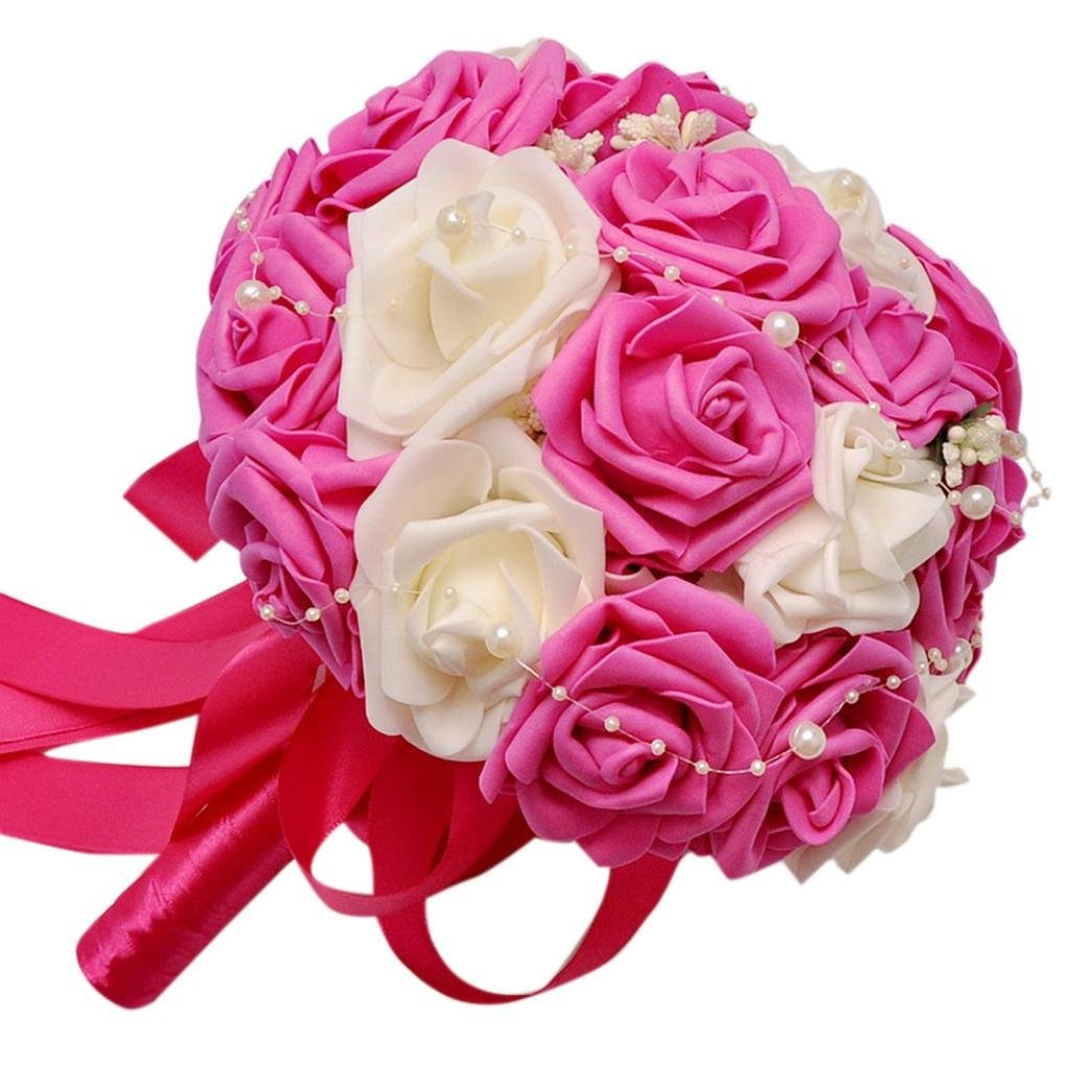 Cheap Hot Pink Fake Flowers Find Hot Pink Fake Flowers Deals On
