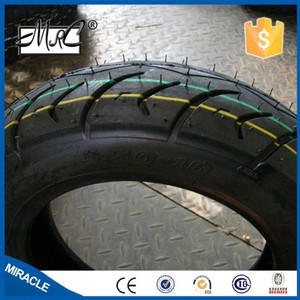 Hot sale motorcycle tire ! CHINA manufacturer tubeless scooter tyre rubber motorcycle tire 3.50-10 4pr / 6 pr