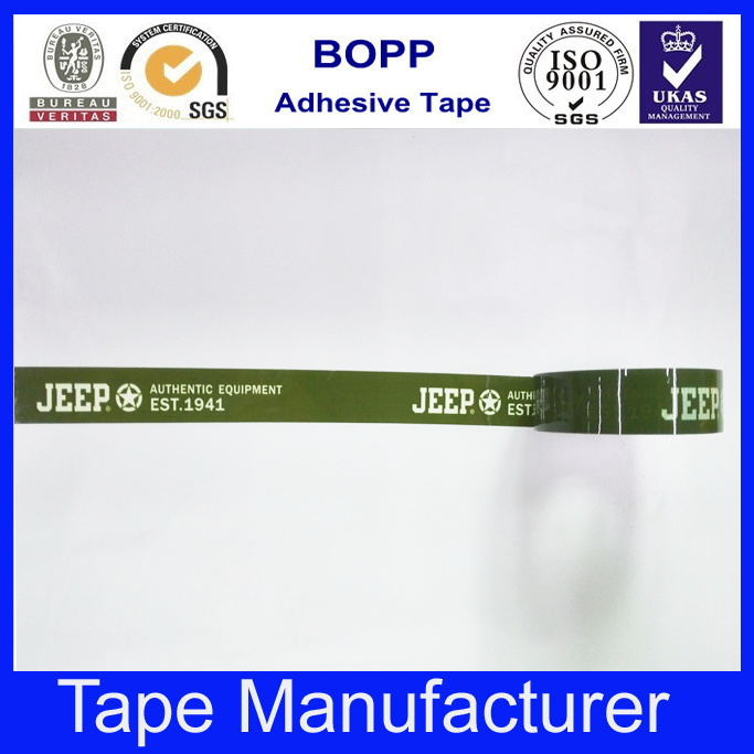 Custom printed tape opp stationery packing tape