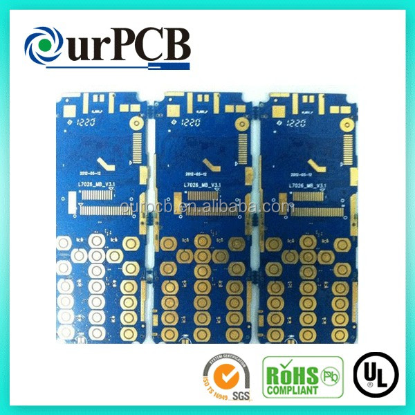 SMD ISO 9001:2008 certified set top box circuit board