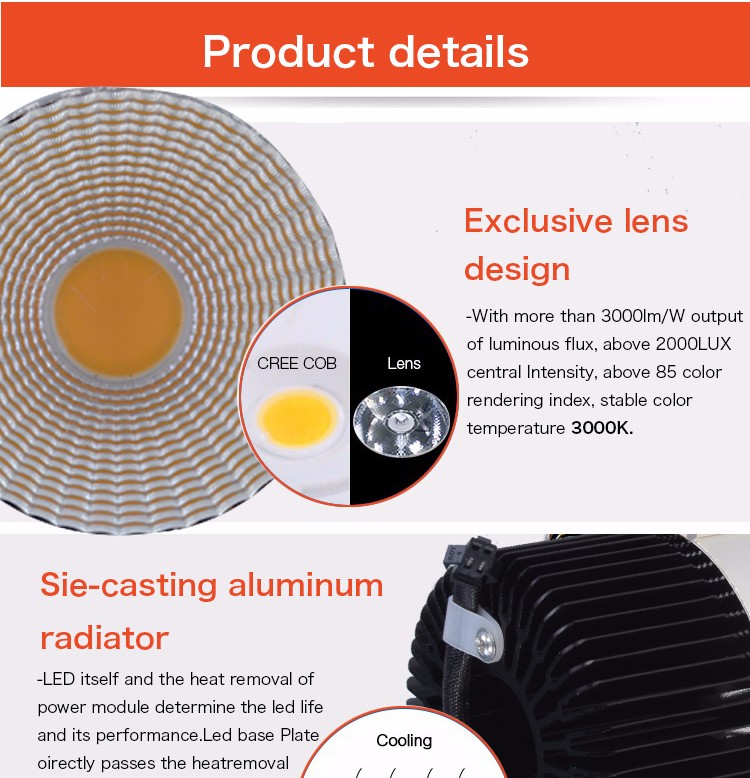 Led recessed ceiling spotlight price,dimmable 10w driverless cob led spotlight