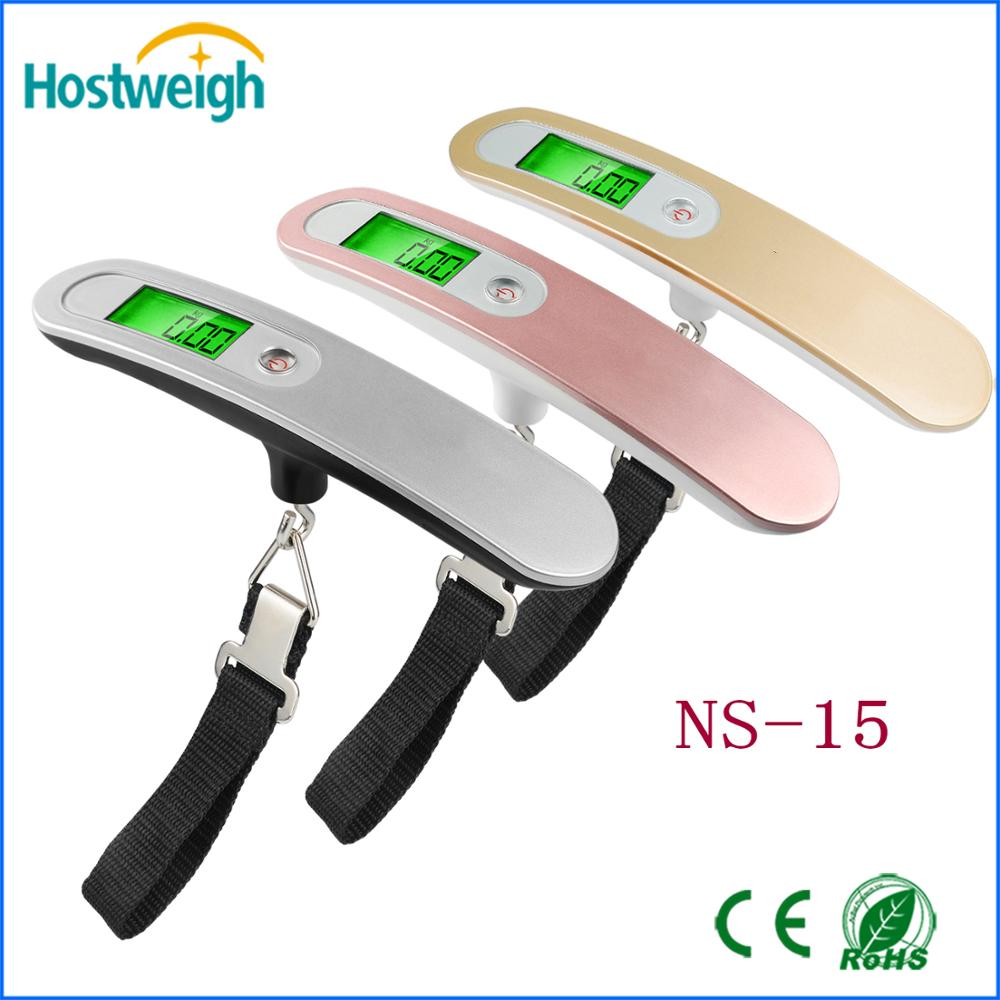 Luggage Scale, Hand Scales with Tape Measure for Travel Baggage Weight Balance