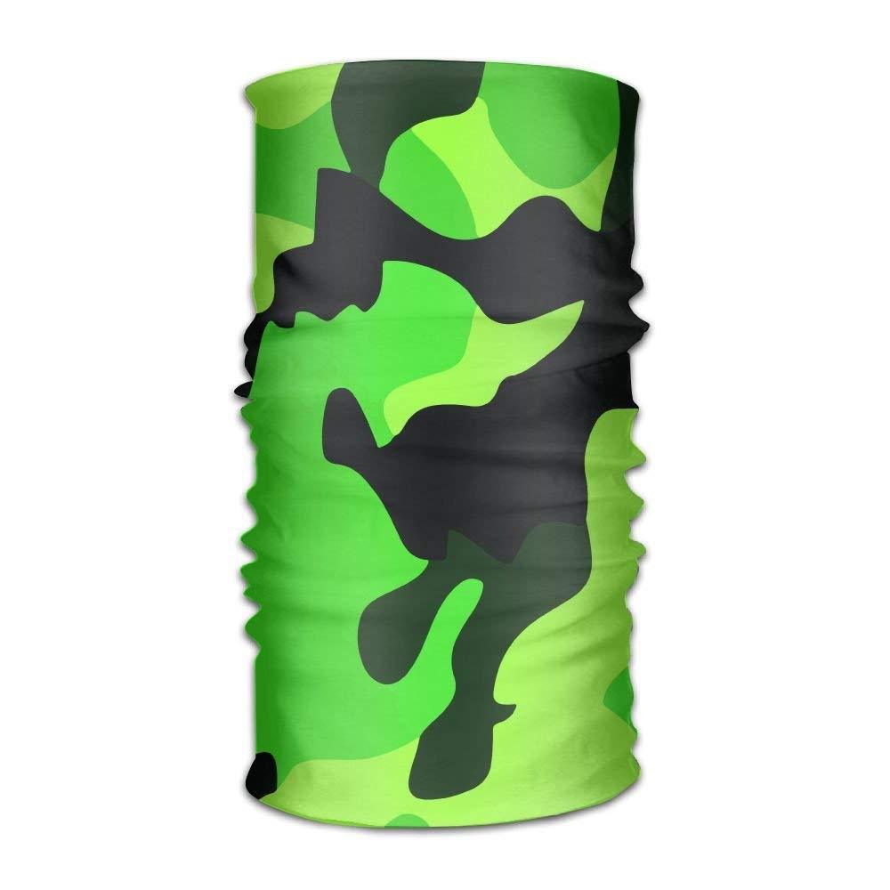 Camouflage Zebra Pattern Unisex Fashion Quick-Drying Microfiber Headdress Outdoor Magic Scarf Neck Neck Scarf Hooded Scarf Super Soft Handle